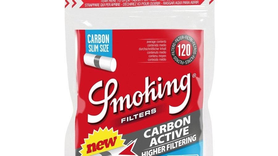 Smoking Filter tips Carbon slim