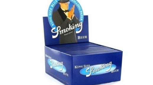Smoking Blue King Size 50's