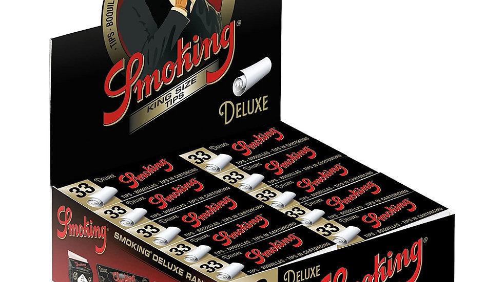 Smoking Filter Tip Deluxe (paper) 50x33's