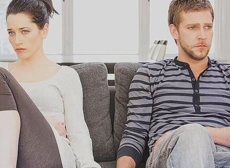 El impacto que tiene estar en cuarentena con la pareja