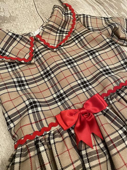 Burb' Inspired Dress