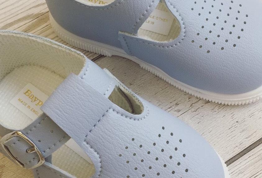T-Bar Hardsole Shoe