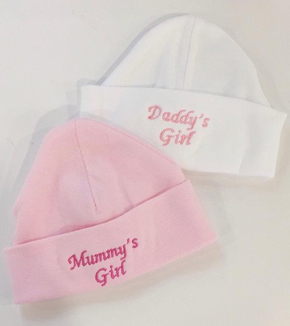Girls Cotton Hats