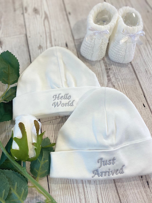 Newborn Cotton Hat