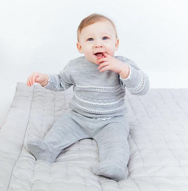 Knitted Legging Set