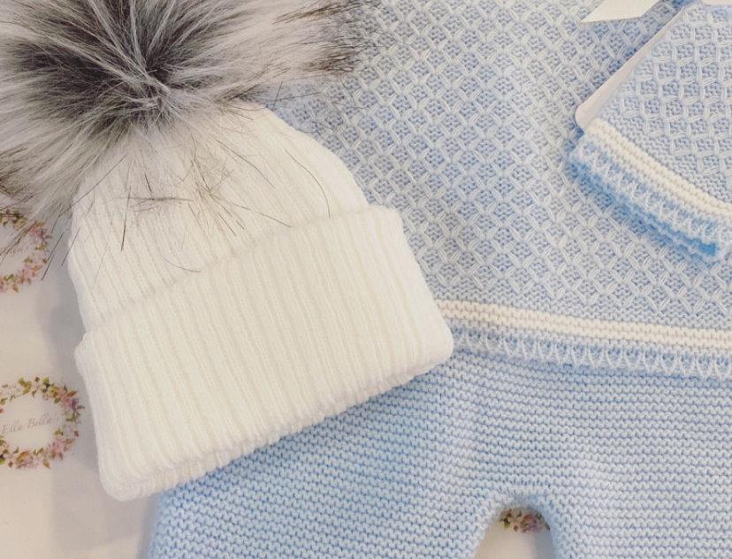 Fancy Knit Set