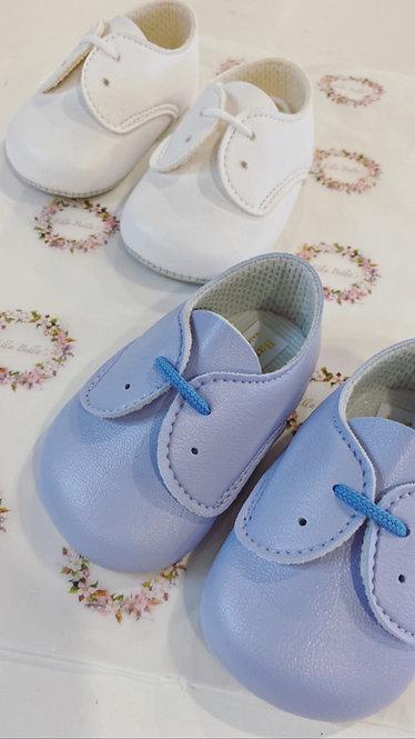 Lace Up Pram Shoe