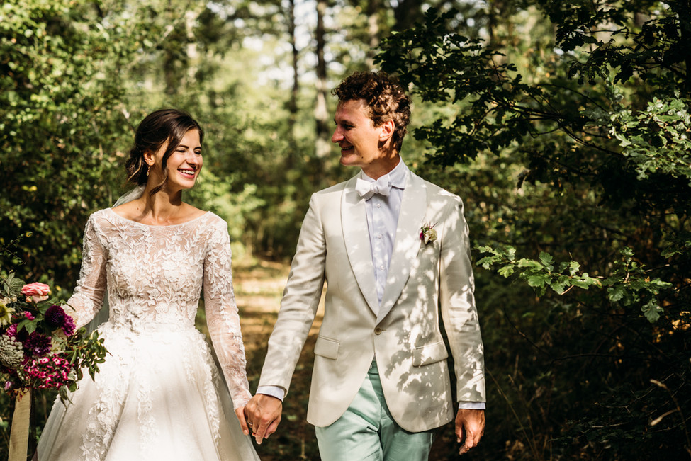 Olga + Philipp | Wedding in Val d'Orcia