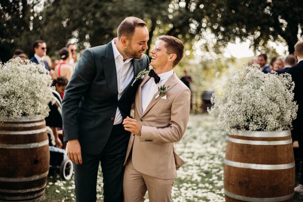 Kaspar + Nivard | Wedding in Arezzo