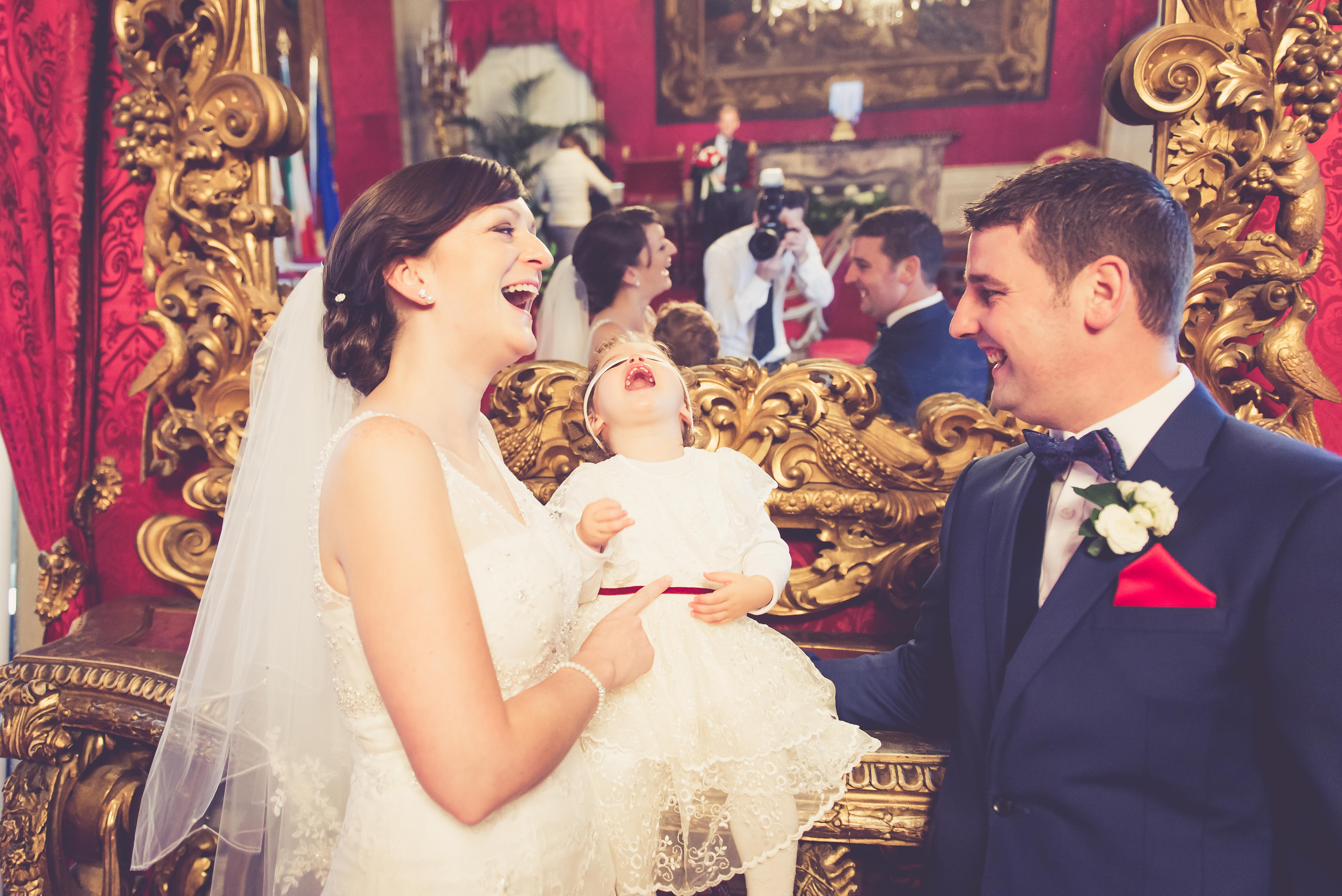 wedding Rachel e Anthony
