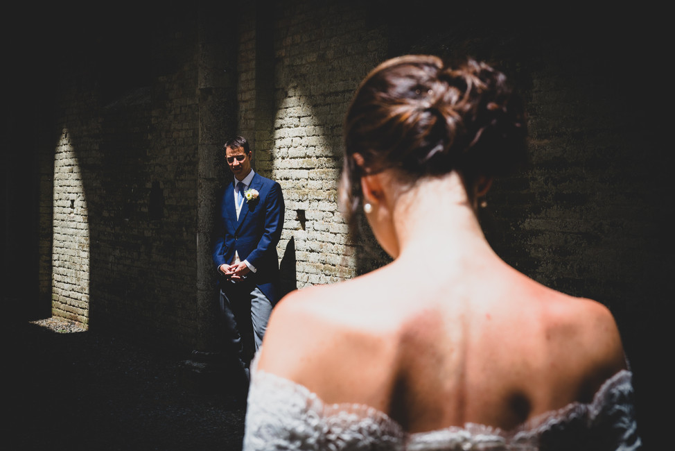 Gillian + Alexis | Wedding in San Galgano, Siena