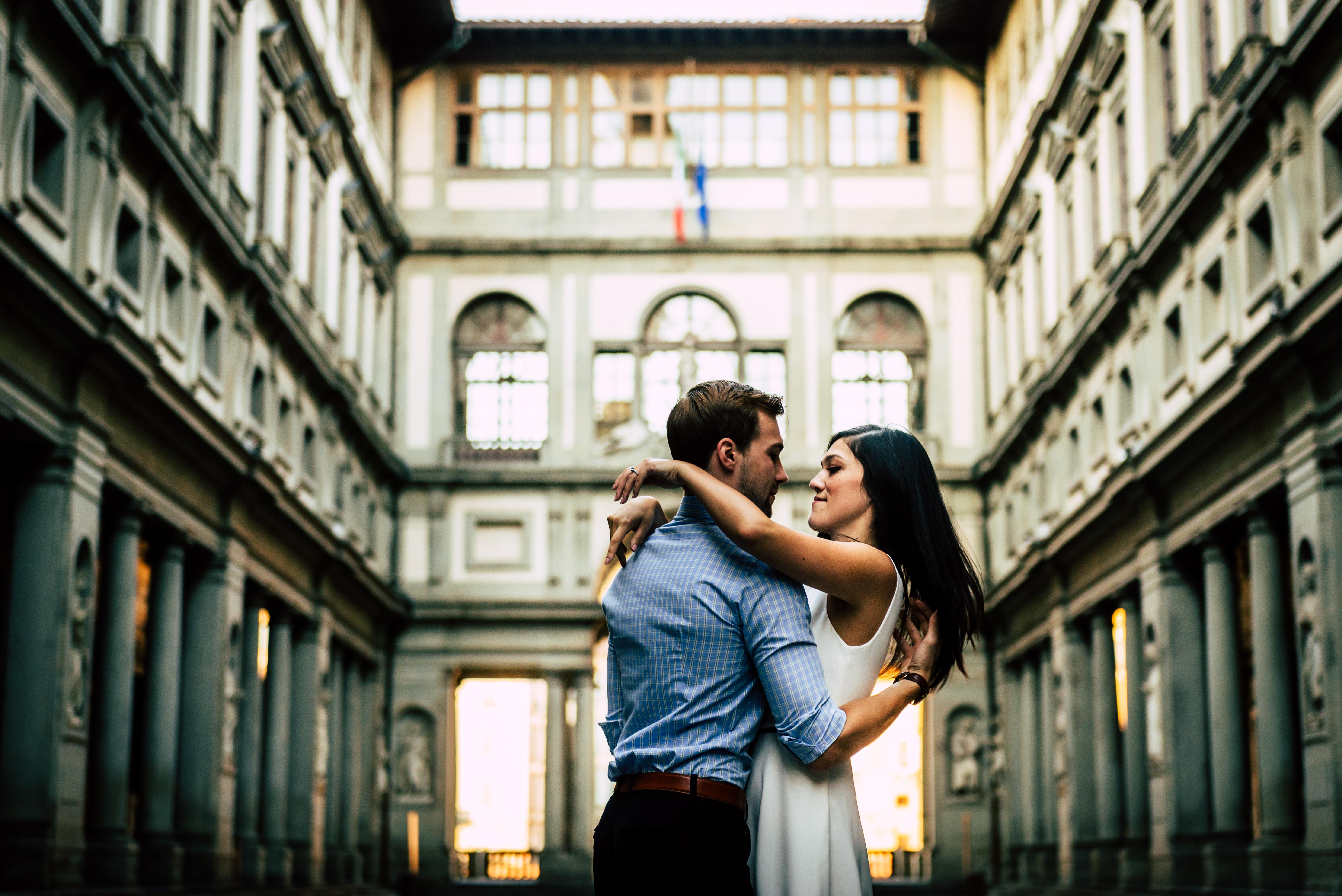engagement session tuscany