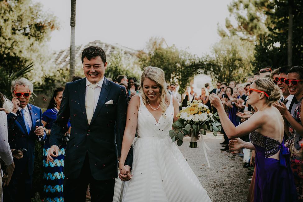 Liv + Sebastian | Wedding at Castello di Modanella