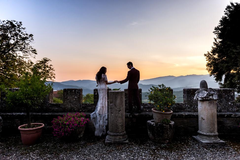 Antonella + Gerard | Wedding in Cortona, Arezzo