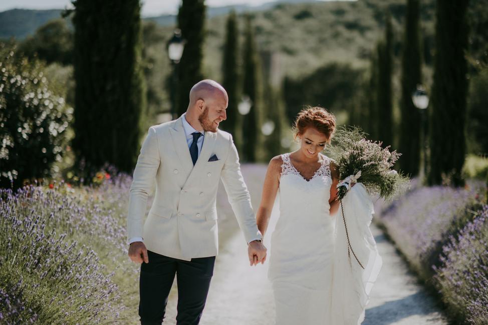 Jess + Kane | Wedding in Cortona