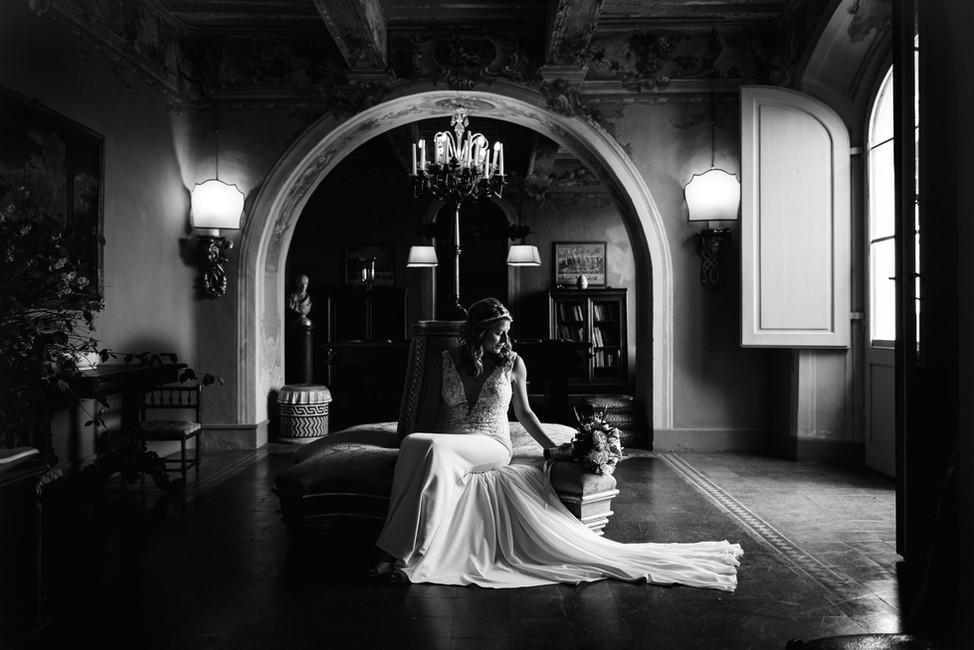 Erin + Matt | Wedding at Borgo Stomennano, Siena