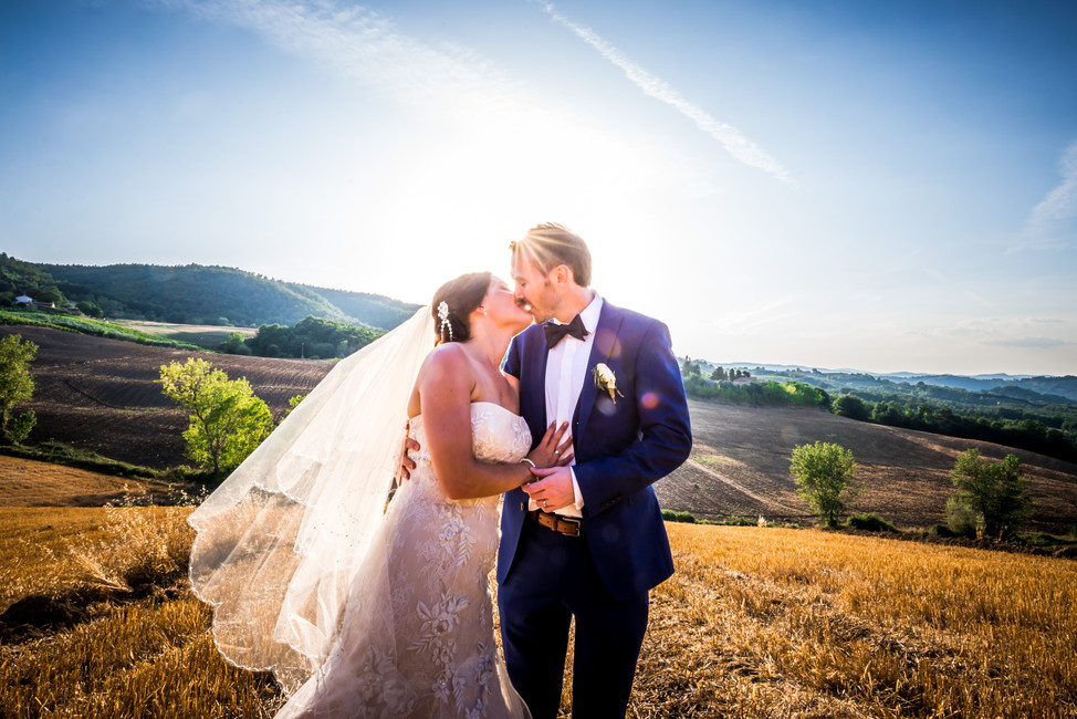 Jade + Sean | Wedding in Titignano, Umbria