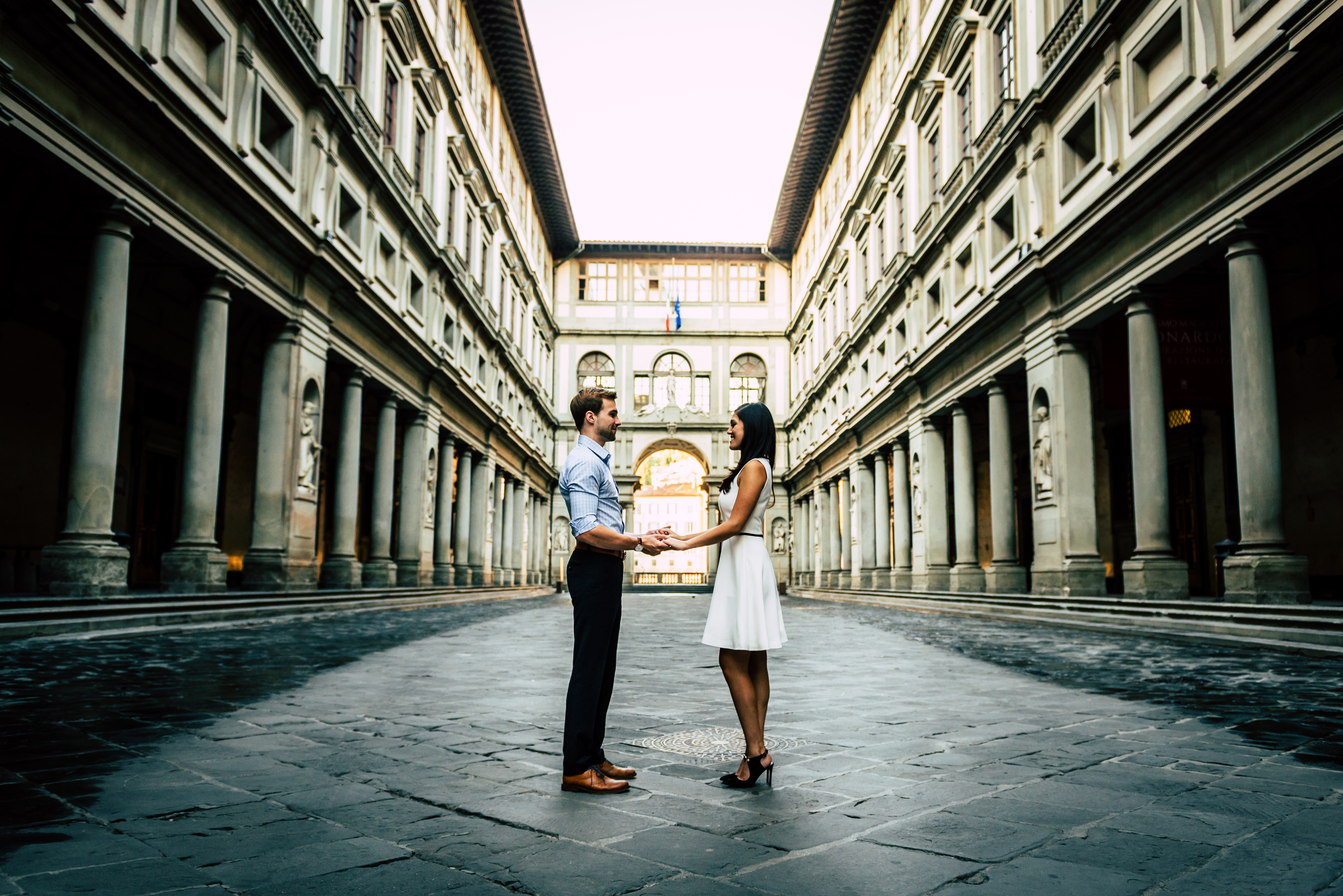 engagement session firenze