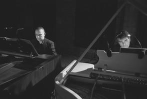 Lorenzo Meo & Nicolas Horvath in Kiev