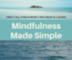 Free 5 day stress reduction meditation course mindfulness made simple