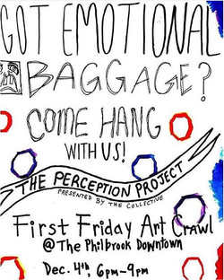 Tomorrow night! The Collective will be facilitating First Friday at Philbrook Downtown! You don't wa