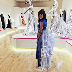 Inspired by #WendyPonca Mylar dresses in #philbrookmuseum #NativeFashionNow exhibit , #TheCollective teens created their own designs 💕🎨👏🏼 .jpg