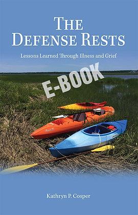 The Defense Rests - Digital E-Pub Download