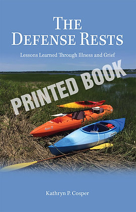 The Defense Rests - Printed Paperback