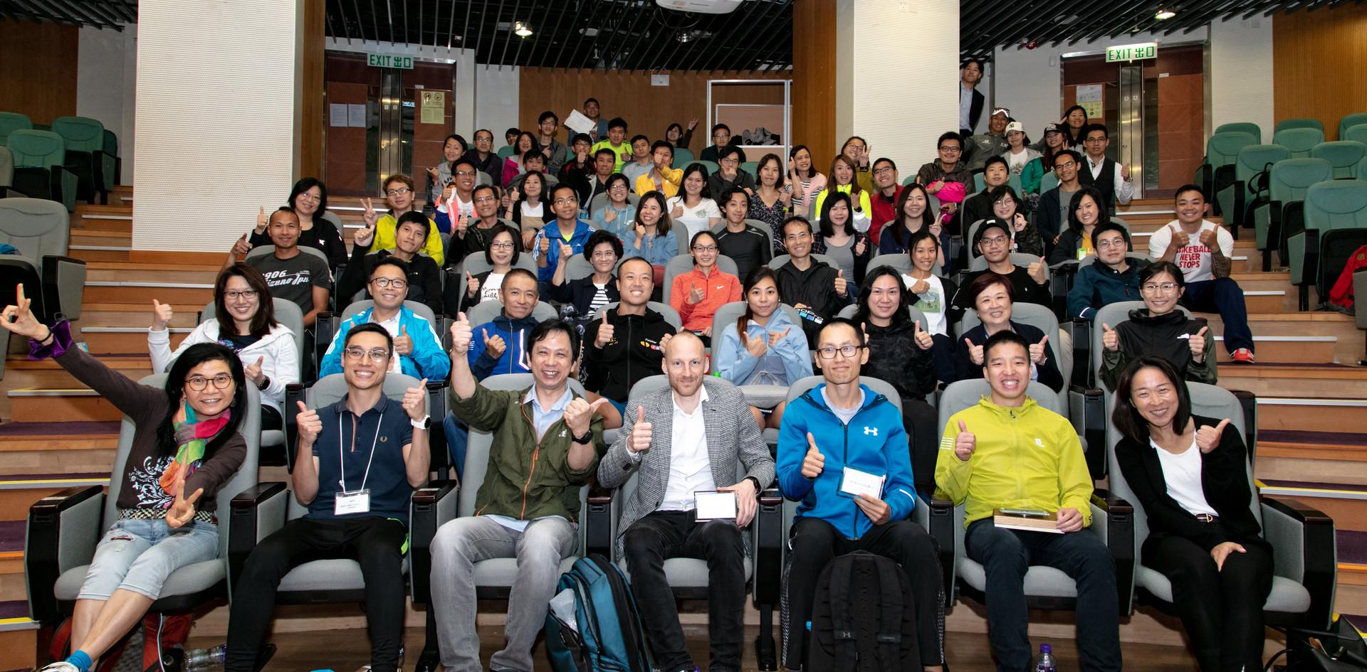 Scientific Running seminar 2019