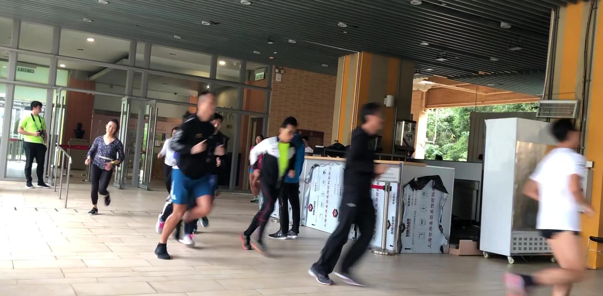 Pose Running workshop