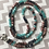 """Thumbnail: OOAK """"Color Me Dazzling"""" 3-in-1 Gemstone Eyeglass Chain/Lanyard/Necklace"""
