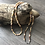 "Thumbnail: OOAK ""Abundance"" 3-in-1 Gemstone Eyeglass Chain/Lanyard/Necklace"