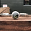 Thumbnail: Labradorite and Fine/Sterling Silver Bangle Cuff