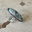 Thumbnail: Australian Variscite and Fine/Sterling Silver Ring (size 8.5)