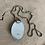 Thumbnail: Rhodochrosite in Quartz and Fine/Sterling Silver Shadowbox Pendant