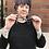 "Thumbnail: OOAK ""Frisco Nights"" 3-in-1 Gemstone Eyeglass Chain"
