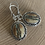 Thumbnail: Royston Ribbon Turquoise and /Sterling Silver Earrings