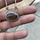 Thumbnail: Tri-Colored Tourmaline and Fine /Sterling Silver Pendant Necklace