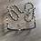"Thumbnail: OOAK ""Sunset Goddess"" 3-in1 Eyeglass Chain/Lanyard/Necklace"