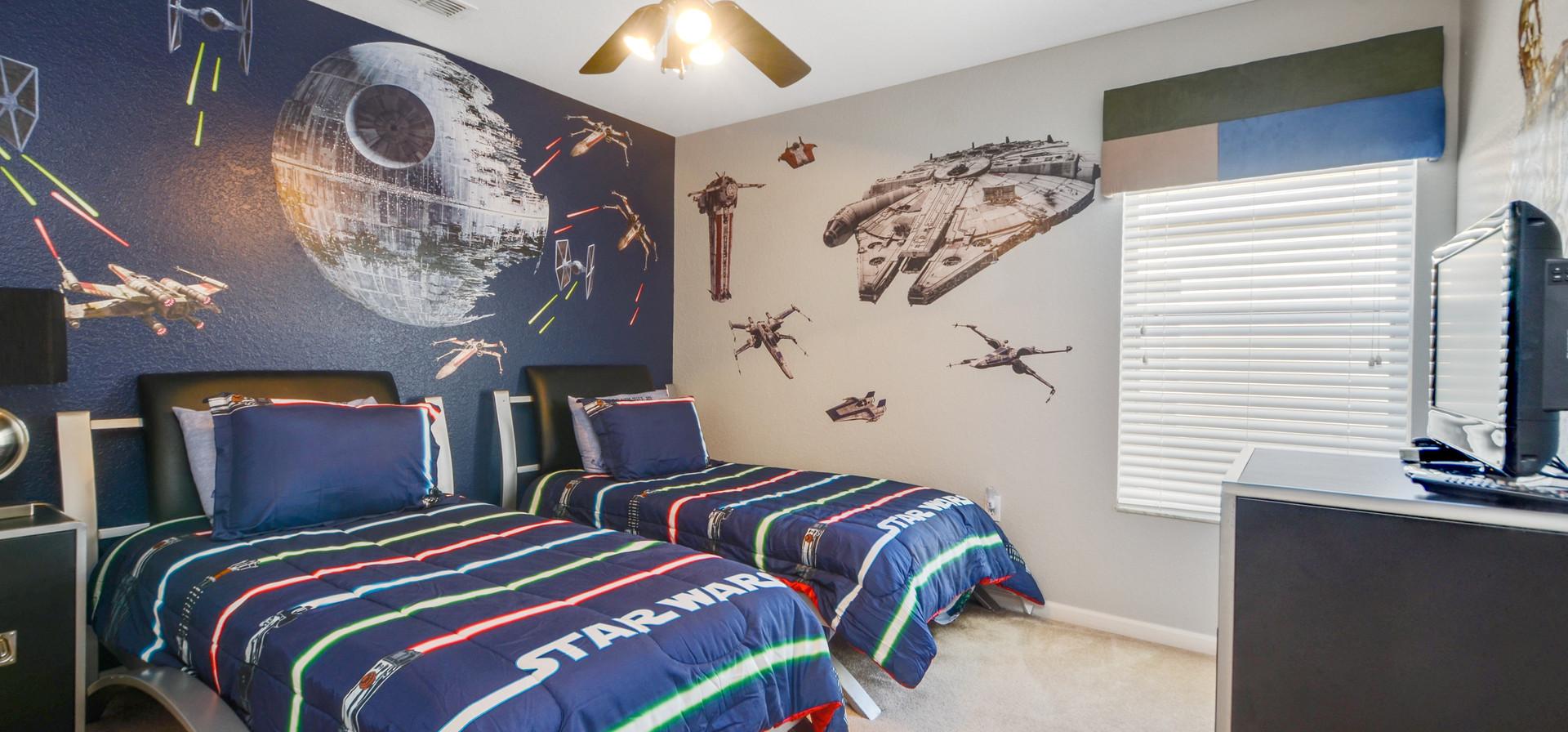 Star Wars Twin Room