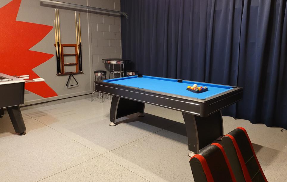 New Games Room May 2021