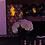 Thumbnail: Vase cylindrique Noir H20 D10 cm