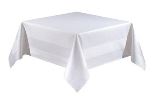 Nappes unie Blanche 200 x 200