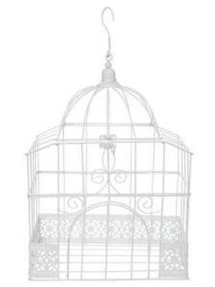 Cage à oiseau carré