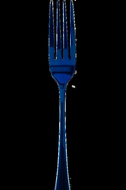 Fourchette à poisson 1K - Bleu saphir
