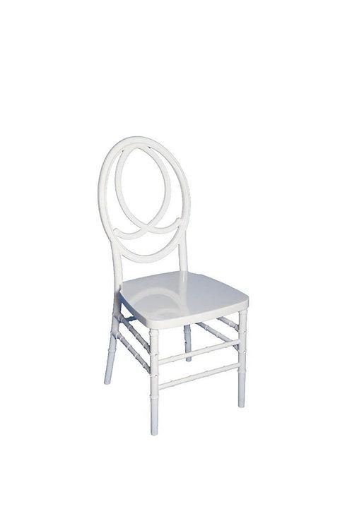 Chaise Fenix Blanche