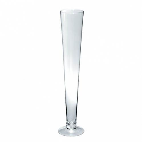 Vase flûte 60 cm