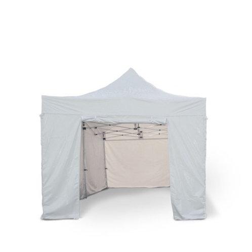 Tente de réception PVC 3 x 6 m sans parois latérales