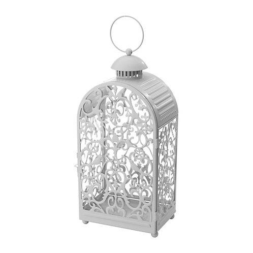 Lanterne blanche gothique