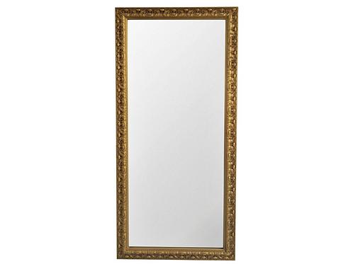 Miroir - Doré - H150 L70